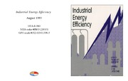 Cover for Industrial Energy Efficiency