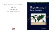 Cover for Hospital Financing in Seven Countries