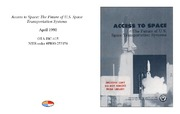 Cover for Access to Space: The Future of U.S. Space Transportation Systems