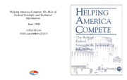 Cover for Helping America Compete: The Role of Federal Scientific and Technical Information