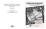 Cover for Verification Technologies: Cooperative Aerial Surveillance in International Agreements
