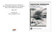 Cover for Verification Technologies: Managing Research and Development for Cooperative Arms Control Monitoring Measures