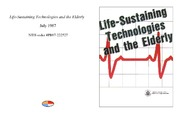 Cover for Life-Sustaining Technologies and the Elderly