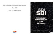 Cover for SDI: Technology, Survivability, and Software