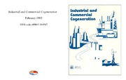 Cover for Industrial and Commercial Cogeneration