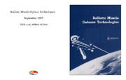 Cover for Ballistic Missile Defense Technologies