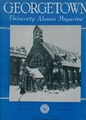 Cover for Georgetown University Alumni Magazine, Volume 01, 02. Winter, 1948
