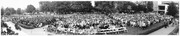 Georgetown University Law Center 1974 Commencement Panorama