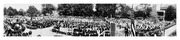 Georgetown University Law Center 1976 Commencement Panorama