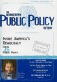 Cover for Georgetown Public Policy Review Volume 11 Number 2