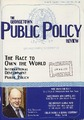 Cover for Georgetown Public Policy Review Volume 11 Number 1