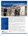 Cover for Library Associates Newsletter: Issue 113