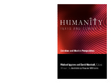 Cover for Humanity: Texts and Contexts: Christian and Muslim Perspectives