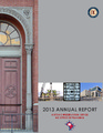 Cover for 2013 Annual Report