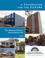 Cover for A Foundation for the Future: The Arkansas Historic Preservation Plan, 2013