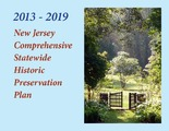 Cover for New Jersey Comprehensive Statewide Historic Preservation Plan, 2013-2019