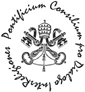 Logo of the Pontifical Council for Interreligious Dialogue (Vatican)